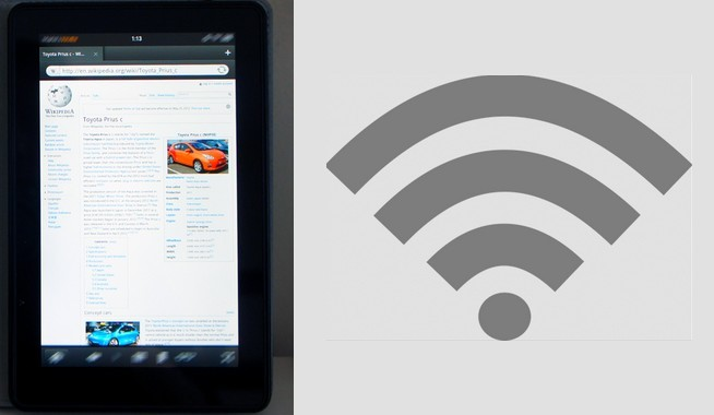 Fixing the Kindle Fire WiFi Authentication Problem