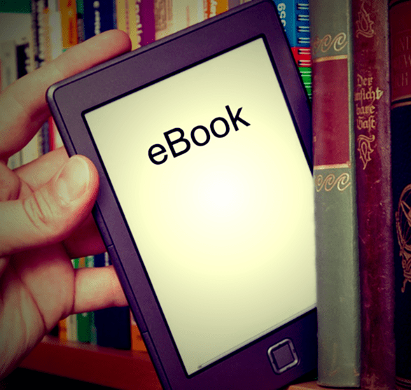 Advantages of eBooks